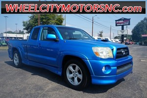 2005 Toyota Tacoma X-Runner for sale by dealer
