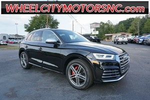 2019 Audi SQ5 3.0T Premium for sale by dealer
