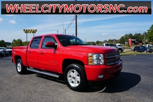 Picture of a 2012 Chevrolet Silverado 1500 LT