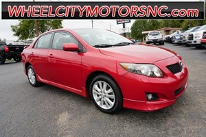 2009 Toyota Corolla for sale by dealer