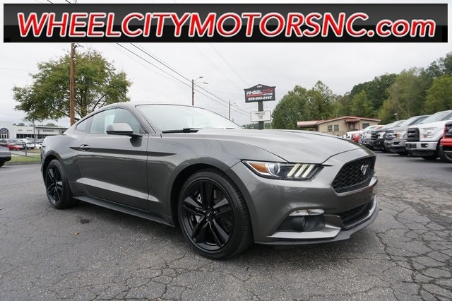 Ford Mustang EcoBoost in Asheville
