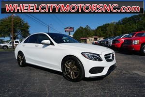 2015 Mercedes-Benz C-Class C 300 for sale by dealer