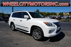 Picture of a 2013 Lexus LX 570
