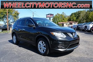 2016 Nissan Rogue SV for sale by dealer