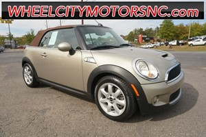 2010 MINI Cooper S Base for sale by dealer