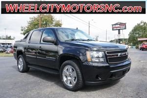 2008 Chevrolet Avalanche 1500 LS for sale by dealer