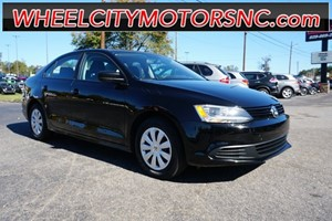 Picture of a 2014 Volkswagen Jetta 2.0L S