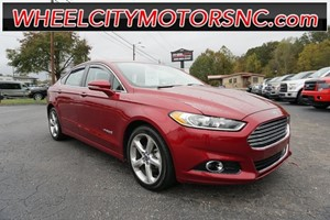 2014 Ford Fusion Hybrid Titanium for sale by dealer