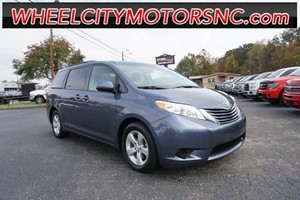 2015 Toyota Sienna L for sale by dealer