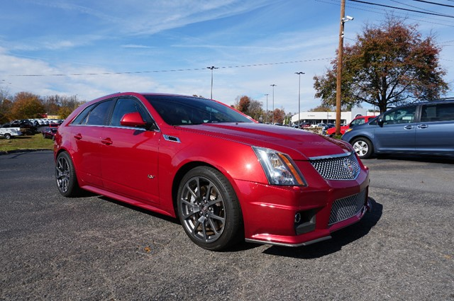 Cadillac Cts-V Wagon For Sale >> 2011 Cadillac Cts Sport Wagon V In Asheville