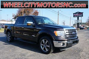 Picture of a 2014 Ford F-150 Lariat