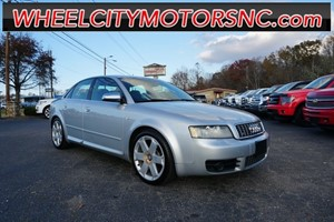 2005 Audi S4 4.2 for sale by dealer