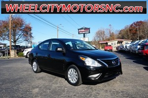 2015 Nissan Versa 1.6 S for sale by dealer