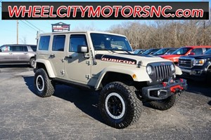 Picture of a 2018 Jeep Wrangler JK Unlimited Rubicon