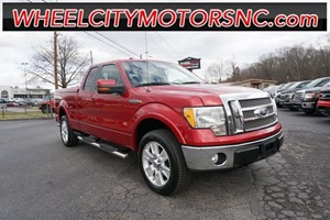 Picture of a 2010 Ford F-150 Lariat