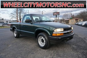 2003 Chevrolet S-10 LS for sale by dealer