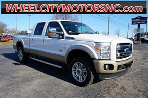 2011 Ford F-350SD King Ranch for sale by dealer