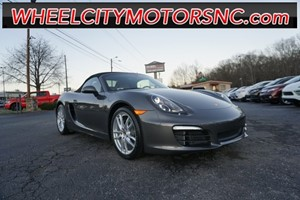 Picture of a 2014 Porsche Boxster Base
