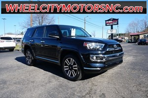 2019 Toyota 4Runner Limited for sale by dealer