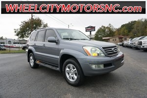 2005 Lexus GX 470 for sale by dealer