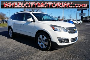 2013 Chevrolet Traverse LTZ for sale by dealer