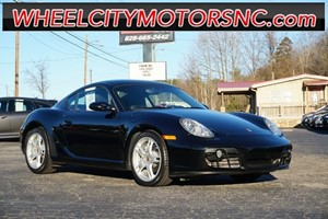 2007 Porsche Cayman Base for sale by dealer