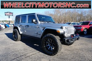 2018 Jeep Wrangler Unlimited Sport for sale by dealer