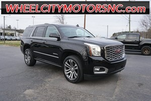 2018 GMC Yukon Denali for sale by dealer