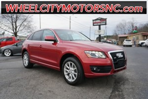 2010 Audi Q5 3.2 Premium for sale by dealer