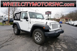 2014 Jeep Wrangler Rubicon for sale by dealer