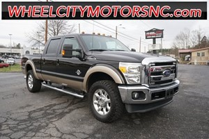 2013 Ford F-250SD Lariat for sale by dealer