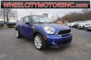 Picture of a 2013 MINI Cooper S Paceman