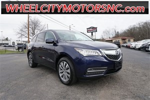 2016 Acura MDX 3.5L for sale by dealer
