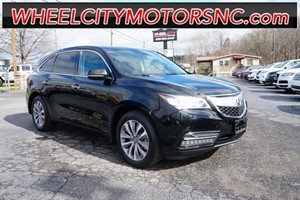 Picture of a 2015 Acura MDX 3.5L Technology Package
