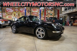 Picture of a 1997 Porsche 911 Targa