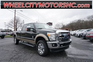 Picture of a 2012 Ford F-250SD Lariat