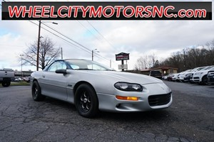 Picture of a 1998 Chevrolet Camaro Z28
