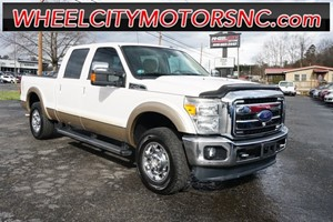 Picture of a 2012 Ford F-250SD Lariat Bi-Fuel