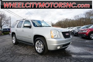Picture of a 2010 GMC Yukon SLT