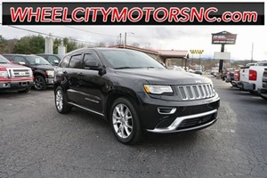 2015 Jeep Grand Cherokee Summit for sale by dealer