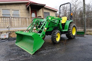 2020 John Deere 3025E Compact Tractor for sale by dealer