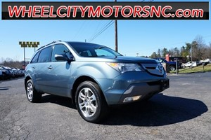 Picture of a 2008 Acura MDX 3.7L