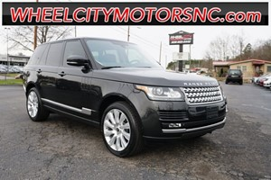 Picture of a 2013 Land Rover Range Rover Supercharged