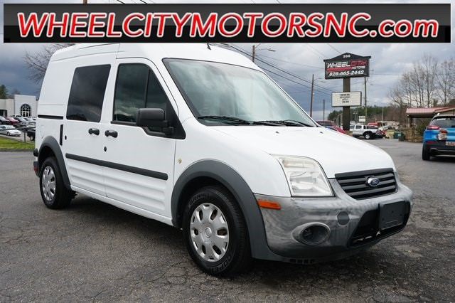 Ford Transit Connect XL in Asheville
