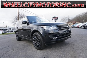 Picture of a 2015 Land Rover Range Rover 5.0L V8 Supercharged