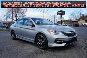 Picture of a 2016 Honda Accord Sport