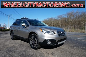 2017 Subaru Outback 3.6R for sale by dealer