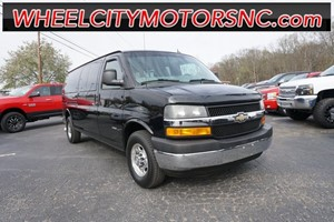 Picture of a 2012 Chevrolet Express 3500 LT