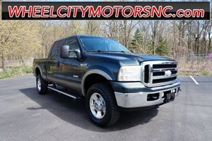 Picture of a 2007 Ford F-350SD Lariat