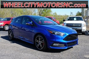 Picture of a 2015 Ford Focus ST